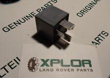 Genuine LAND Rover Discovery 3 & 4 Sospensioni Pneumatiche Compressore Relè 70A YWB500220