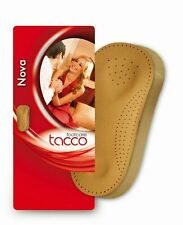 Tacco Footcare Support Elastic Insole. Size: Men 10.