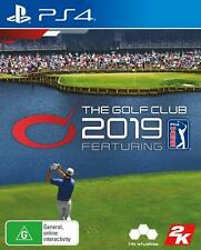 The Golf Club 2019 PGA Tour Course Designer Sports Game Sony Playstation 4 PS4