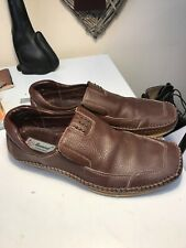 Mens Leather Shoes Size 9uk