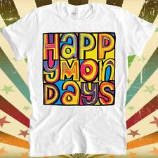 Happy Mondays Indie Dance Madchester Rave Bez Ryder Unisex T Shirt 847