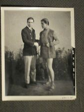 Ramon Novarro    - 1925  Original  Candid Photo   - Ben Hur