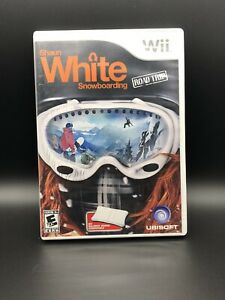Shaun White Snowboarding: Road Trip Nintendo Wii Game