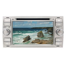 Car Radio Player DVD Stereo GPS SatNav BT For Ford C/S-Max Transit/Galaxy/Kuga