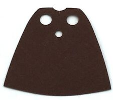 Lego New Reddish Brown Minifigure Cape Cloth Standard Piece