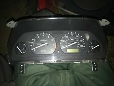 Rover 25 Instruments / Dials / Gauges / Speedo - 57k miles (with connectors)