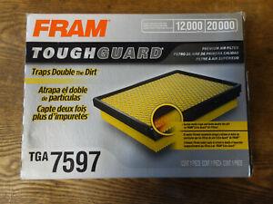 Fram Tough Guard TGA7597 Engine Air Filter