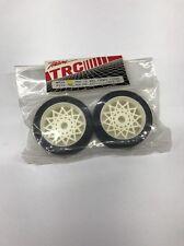 TRC Racing Tires Pro 10 BBS 1/10 Front Foam Tyres + Rims #934 OZRC Models RC10L