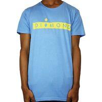 LRG Men/'s Cultivators Tee T-Shirt Powder Blue Brand New