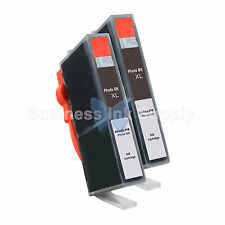 2 PHOTO 564 564XL New Ink Cartridge for HP PhotoSmart 7510 7520 7525 C6350 B8550