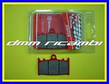 Pastiglie freno anteriori BREMBO SA SUZUKI RGV 250 Gamma 89>90 rosse 1989 1990