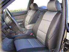 LEXUS LS400 1990-1993 IGGEE S.LEATHER CUSTOM FIT SEAT COVER 13 COLORS AVAILABLE