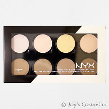 "1 NYX Highlight & Contour Pro Palette  ""HCPP 01""   *Joy's cosmetics*"