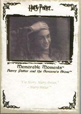 Harry Potter Memorable Moments Complete 72 Card Base Set