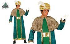 Guirca – Costume da Re Mago Baltasar per adulto Taglia L colore (n7x)