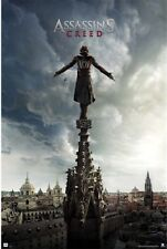 ASSASSIN'S CREED POSTER Movie Poster - Video Gamer Poster 24x36