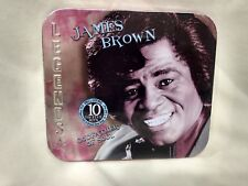 James Brown God Father Of Soul Legends Series In Collector Tin            cd5942