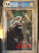 DCeased #3 CGC 9.8 Derrick Chew Trade Variant DC Joker Batman Zombies