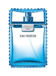 AUTHENTIC Versace Man - Eau Fraiche, 3.4 oz - Men's Eau de Toilette, NEW W TAGS