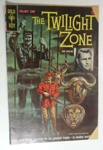 9 ISSUES TWILIGHT ZONE GOLD KEY COMICS 27 28 34 57 62 65 70 77 81 1968 1977 VG