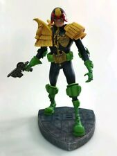 """Other Statues--Judge Dredd - 12"""" with Badge Base Figure"""