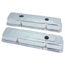 Spectre SB for Chevy OEM Valve Cover Set - Chrome - spe5258