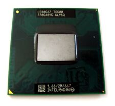Processeur Intel Core 2 Duo Mobile T5500 SL9SQ CPU 1,66 Ghz Processor