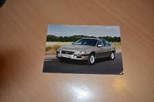 PHOTO DE PRESSE ( PRESS PHOTO ) Opel Omega 2.0 TDi 16V de 1997 OP297
