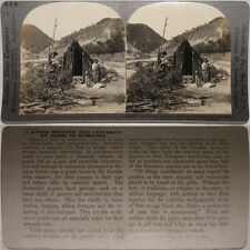 Keystone Stereoview of a GYPSY Family in RUMANIA From Popular 600/1200 Card Set