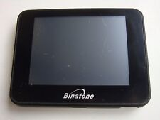 Binatone R350 Automotive GPS Receiver Sat Nav (UNIT ONLY)