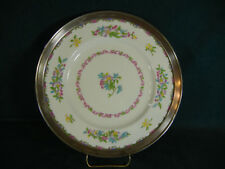 """Minton B 925 Sterling Surround 11"""" Dinner Plate"""