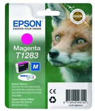 Epson T1283 Magenta Ink Cartridge for Stylus SX440w SX438w SX430w SX420w