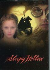 Sleepy Hollow Complete 90 Card Base Set