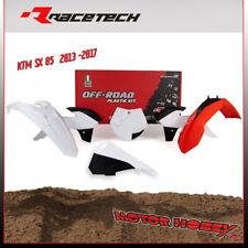 KIT PLASTICHE RTECH RACETECH KTM SX 85 2013 - 2017 COLORE REPLICA 5 PEZZI