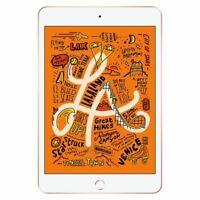 Apple iPad Mini 5th WiFi (2019) Gold 64GB  AU WTY Tablet