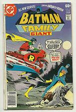 Batman Family 1977 #12 Fine