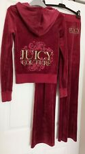 Juicy Couture Velour Tracksuit Size XS