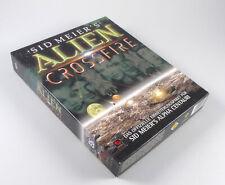 Sid Meier's Alien Crossfire PC 1999 Bigbox Erstauflage in Deutsch Komplett