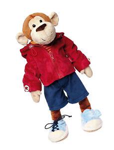 Sigikid 40989 Teaching Monkey Soft Toy