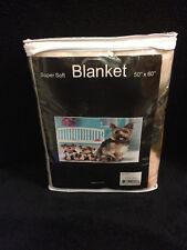 Yorkie Yorkies Dog Dogs Puppy Yorkshire Super Soft Fleece Throw Blanket NEW