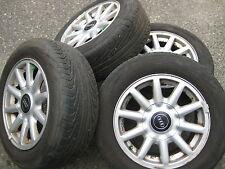Satz Som-Reifen Audi 205/60R15 91V Alu Felgen