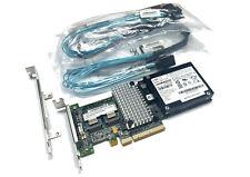 RAID Controller IBM M5015 / LSI Megaraid 9260-8i 6G 512MB PCIe x8 ink 2x Kabel