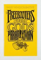 Barry Windsor Smith's Freebooters Young Gods & Paradox Man (1995) Ashcan NM