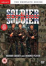 Soldier Soldier - Series 1-7 - Complete (DVD, 2008, 23-Disc Set, Box Set)