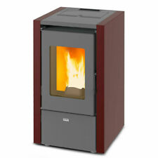 - JS 'Petite 6' 6kW Pellet Stove - Free Delivery to UK Mainland - High Efficient