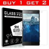 Genuine Tempered Glass Screen Protector  for Sony Xperia Z5 Premium