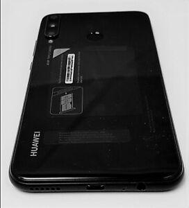 Huawei P40 Lite E ART-L29 64 Go-Midnight Noir (Débloqué) (Dual Sim)