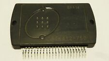 STK412-750 / IC / SIP / 1 PIECE (QZTY)