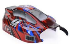 RC Buggy Body Shell Fits 1/8 Buggies + Stickers Universal - Ships from Sussex!