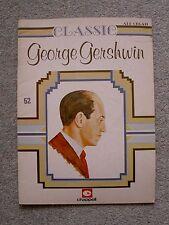 Clásico George Gershwin para órganos: I Got Rhythm, verano, s'wonderful, Liza